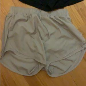 Nike Shorts - TWO pairs of Nike workout shorts.